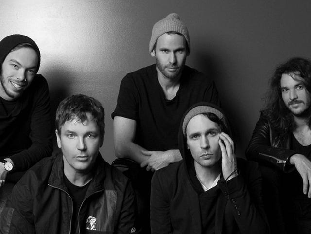 Third Eye Blind [CANCELLED] at Rio Vista Outdoor Amphitheater