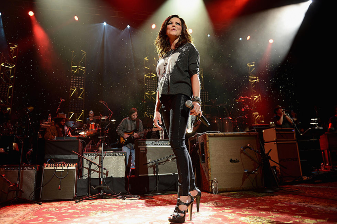 Martina McBride at Rio Vista Outdoor Amphitheater